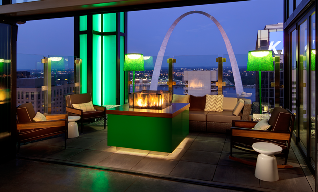 St louis and lesbian and bar