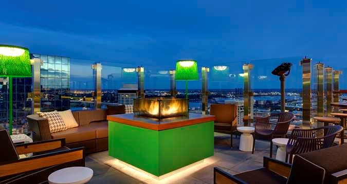 Charmant Last Week, Premier Traveler Named Three Sixty One Of The Worldu0027s Top Ten  Rooftop Bars! Three Sixty Is Located Atop The Perfectly Positioned Hilton St.  Louis ...