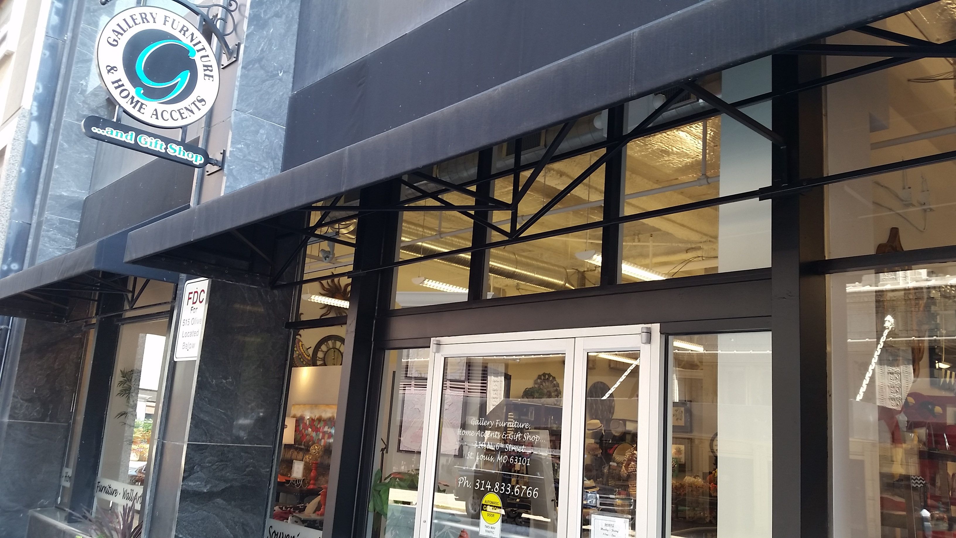 Gallery Furniture And Home Accents Downtown Stl