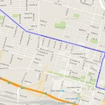 mlk march route