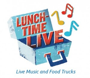 lunchtime live logo