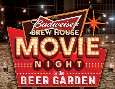 Movie Night At Budweiser Brew House Downtown Stl