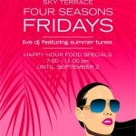 four seasons fridays