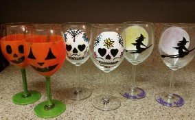 Paint Your Wine Glass